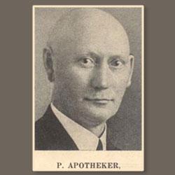 Meester P. Apotheker